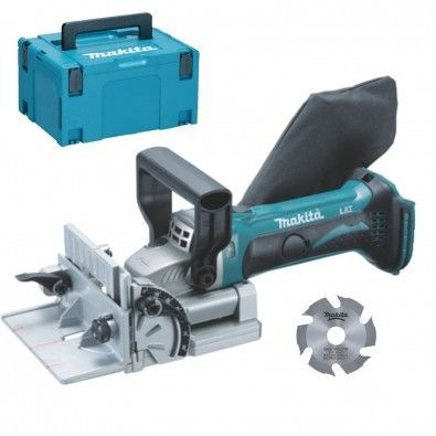 Makita DPJ180ZJ 18V Lamellenfrees (body) in Mbox