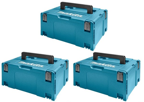 Makita 821550-0 Mbox 2 - 163mm hoog - 3-pack