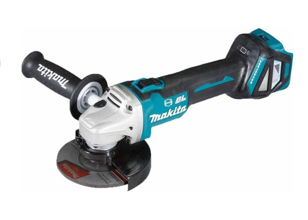 Makita DGA513Z 18V Brushless Haakse slijper (body) - ADT AFT - 125mm