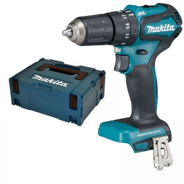 Makita DHP483ZJ 18V Brushless Klopboor- schroefmachine (body) in Mbox