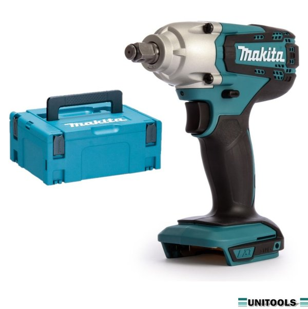 Makita DTW190ZJ 18V Slagmoersleutel (body) in Mbox - 190Nm - 1/2""