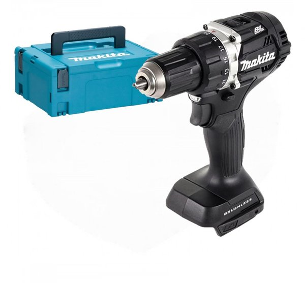 Makita DDF484ZJB18V  Brushless Schroef- boormachine (body in Mbox) - Limited Edition